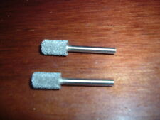 2 NEW NO PACK DREMEL 9933 TUNGSTEN CARBIDE CUTTER & CARVER FOR WOOD + 1/8 SHANK