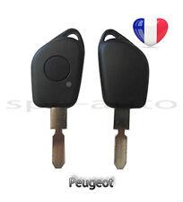 plip coque clé Peugeot 406 407 605 607 1 bouton