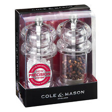 Cole & Mason 505 Precision Salt and Pepper Mill Gift Set