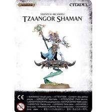 Tzeentch Arcanites: TZAANGOR SHAMAN - HORUS HERESY! Games Workshop Warhammer 40K