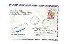 1997 Ben Thahn Vietnam airmail cover to HCM City