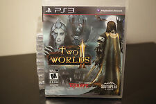 Two Worlds II  (Sony Playstation 3, 2011) *New / Factory Sealed