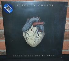 ALICE IN CHAINS - Black Gives Way to Blue Ltd Import 2LP BLUE VINYL Gatefold NEW