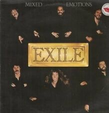 Exile Mixed emotions (1978) [LP]