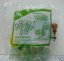 MRE * SpongeBob Squarepants - Squidward Tennis, McDonald's 2013