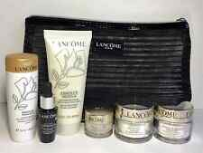 ��7pc LANCOME Absolue Premium Bx DAY,NIGHT,EYE CREAM,SERUM,LOTION,CLEANSER & BAG