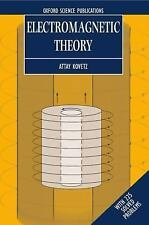 Electromagnetic Theory (Oxford Lecture Series in Mathematics and Its Application