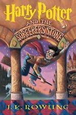 Harry Potter and the Sorcerer's Stone by J. K. Rowling (1998, Hardcover)