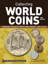 Collecting World Coins 1901-Present Book~15th Ed~20,000 Real-Size Photos~NEW!!