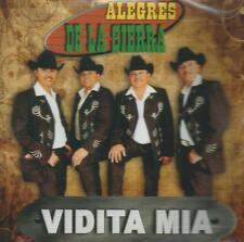 Alegres De La Sierra CD NEW Vidita Mia ALBUM Con 12 Canciones !