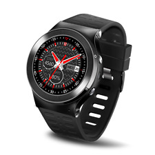 Bluetooth WIFI 3G Android 5.1 Smart Watch Phone Mate GSM GPS Quad Core Camera