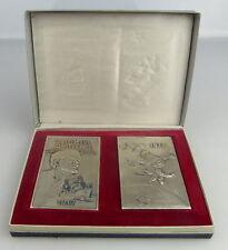 2 Medaillen: ISKRA 1917 russisch und Sputnik 1977, silberfarben, Orden1843