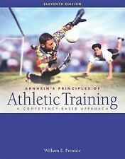 Arnheim's Principles of Athletic Training: A Competency-Based Approach with Dyna