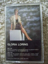 GLORIA LORING, CASSETTE 1986 ATLANTIC
