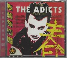 THE ADICTS - FIFTH OVERTURE - (still sealed cd) - AHOY CD 199