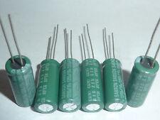 10pcs 1200uF 10V 8x20mm SAMXON GK 10V1200uF Low impedance capacitor