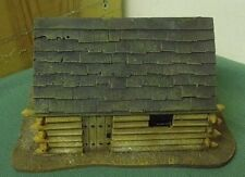 28MM pmc games FI02 (peint) medium log cabin amovible toit-médiéval