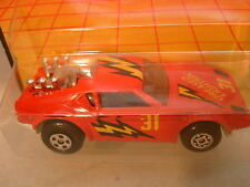 1983 MATCHBOX SUPERFAST #8 RED DE TOMASO PANTERA GREASED LIGHTNIN 31 MOC