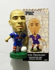 Prostars FRANCE (HOME) TREZEGUET, PRO440 CONVENTION 2001 Loose With Card LWC