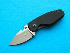 Exclusive DPX HEAT/F Milspec Folding Knife! Titanium Framelock w/ Sleipner Blade