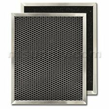 "Best Carbon Range Hood Filter for Microwave Ovens - 8 3/4"" x 10 1/2"" x 3/8"""