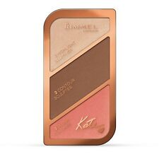 "BEAUTIFUL RIMMEL LONDON SCULPTING PALETTE BY KATE MOSS IN SHADE ""GOLDEN BRONZE"""