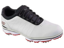 Skechers Go Golf Pro Golf Shoes White/Navy 8 Medium