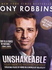 Unshakeable: Your Financial Freedom Playbook, Tony Robbins