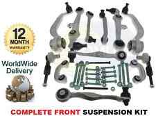FOR AUDI A6 1997-2005 FRONT LOWER & UPPER SUSPENSION ARMS AND LINKS & BOLTS KIT