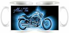 Personalised Motorbike Mug  Ideal Gift for Father's Day Christmas Birthday Dad