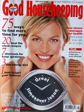 Good Housekeeping Magazine May 2000