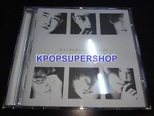 Sechskies's Special - Sechskies CD Great KPOP RARE OOP  Re-Album YG BIGBANG
