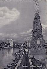 # VIAREGGIO: MADONNINA DEL MOLO..CON PESCATORI - 1953
