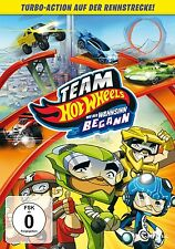 TEAM HOT WHEELS-WIE DER WAHNSINN BEGAN  DVD NEU