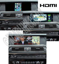 BMW iDrive NBT HDMI Fotocamera Posteriore Multimediale Interfaccia Pip TV f20/f30 e 2014 >
