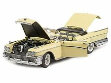1958 Buick Limited Cream 1:18 SunStar 4811