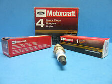 6X Genuine FORD Spark Plugs Motorcraft SP-486 OEM# AGSF42FM Finewire Platinum V6