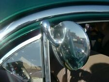 PEEP MIRROR CURVED ARM 4 INCH  CHEVROLET 1938 1939 1940 41 46 47 48  C4031