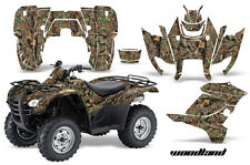 Honda Rancher & AT AMR Racing Graphics Sticker Kits 07-13 Quad ATV Decals WOOD