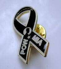 ZP52 Unusual United States Army POW Missing in Action Ribbon Military pin badge
