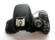 Original Top Cover Head Cover Part Unit  for Canon 650D SLR Camera Replacement