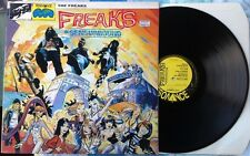 THE FREAKS / IN SENSURROUND - LP (printed in Holland 1989) NEAR MINT