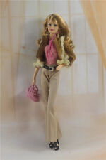 1 Set Fashion Handmade Clothes Outfit for Barbie Doll P17