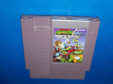 Teenage Mutant Ninja Turtles III: The Manhattan Project Nintendo NES TMNT