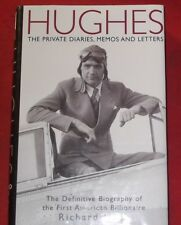 HUGHES ~ THE PRIVATE DARIES, MEMOS AND LETTERS ~ Richard Hack ~ DEFINITIVE BIOG