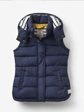 Joules  Wavely French Navy Padded Gilet SIZE UK 14