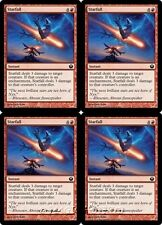 4x STARFALL Journey into Nyx MTG Red Instant Com