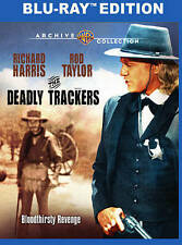The Deadly Trackers (Blu-ray) Richard Harris/Rod Taylor BRAND NEW