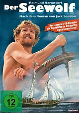 $ DVD * DER SEEWOLF - TV VIERTEILER remastered # NEU OVP
