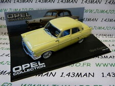voiture 1/43 IXO eagle moss OPEL collection n°70 : KAPITÄN 1955/1958
